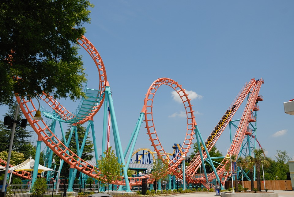 Rollercoaster Day!!