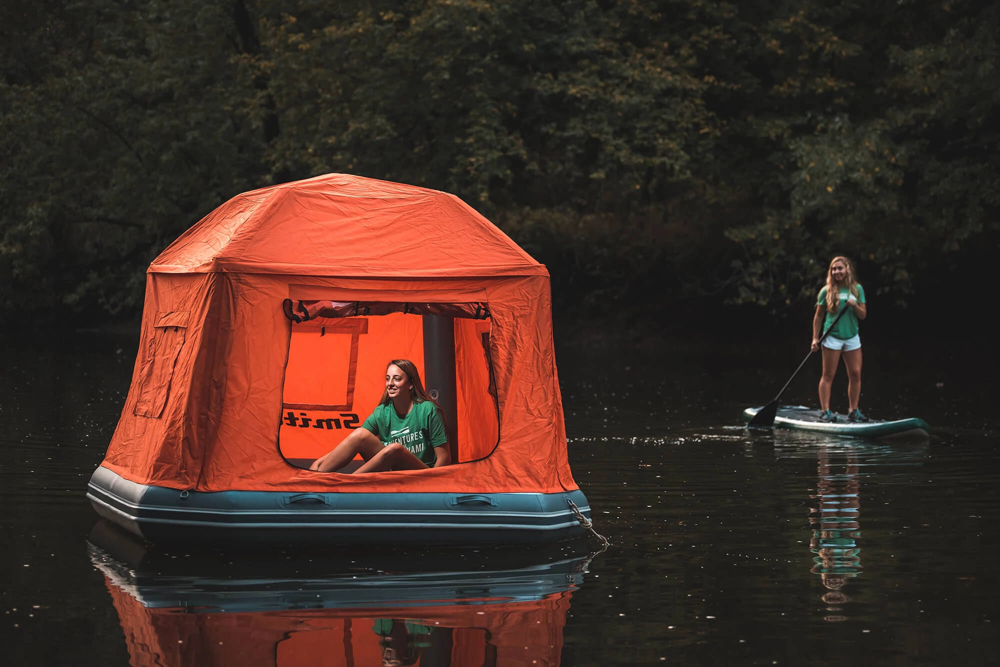 Floating Tent's May Be the Dumbest Invention of 2019