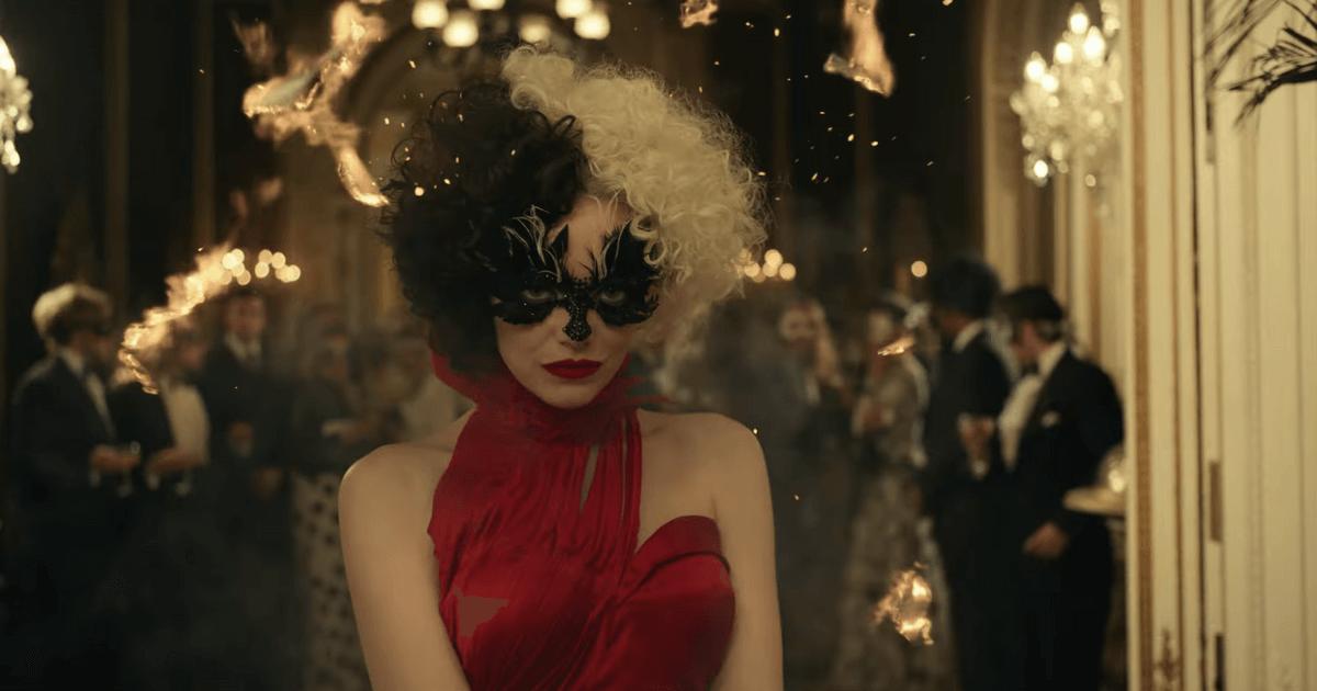 Disney Unveils Emma Stone as the Iconic Villain in 'Cruella' Trailer