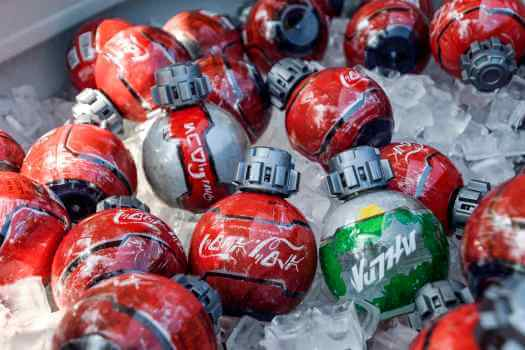 TSA Ban's Star Wars Thermal Detonator Cokes (Duh)