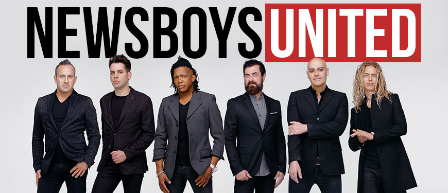 Text to Win - Newsboys