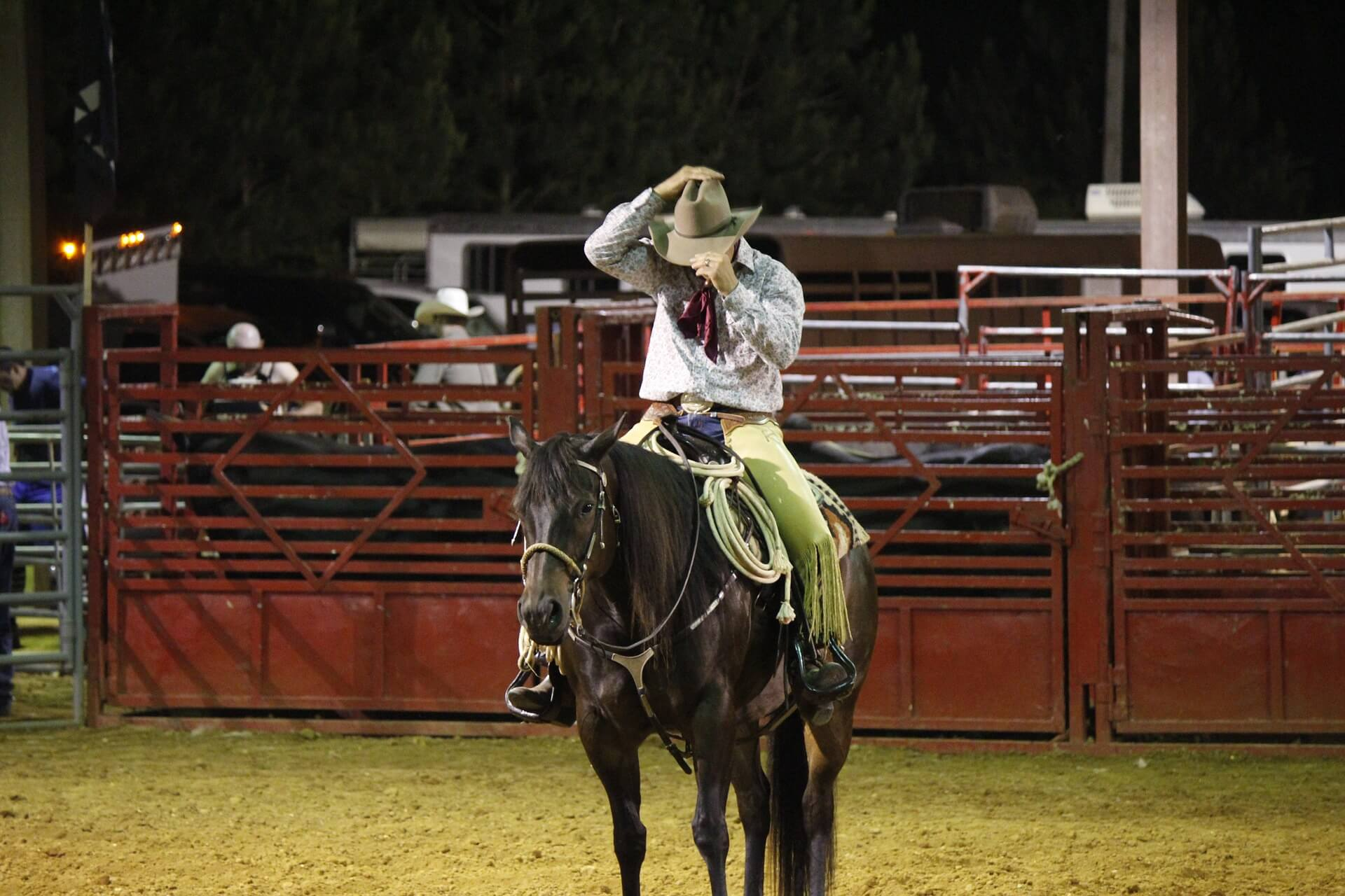 28th Annual Arcadia Valley Lions Club Rodeo