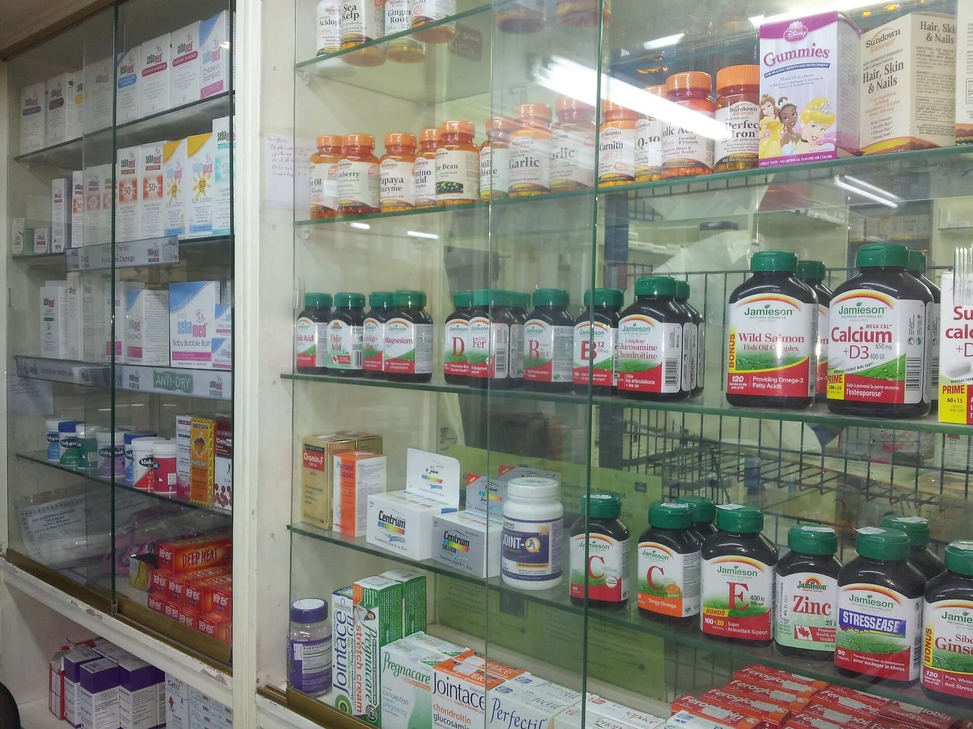 Parkland Healthmart Bake Sale