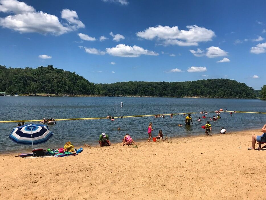 Campgrounds at Lake Wappapello to Open Soon