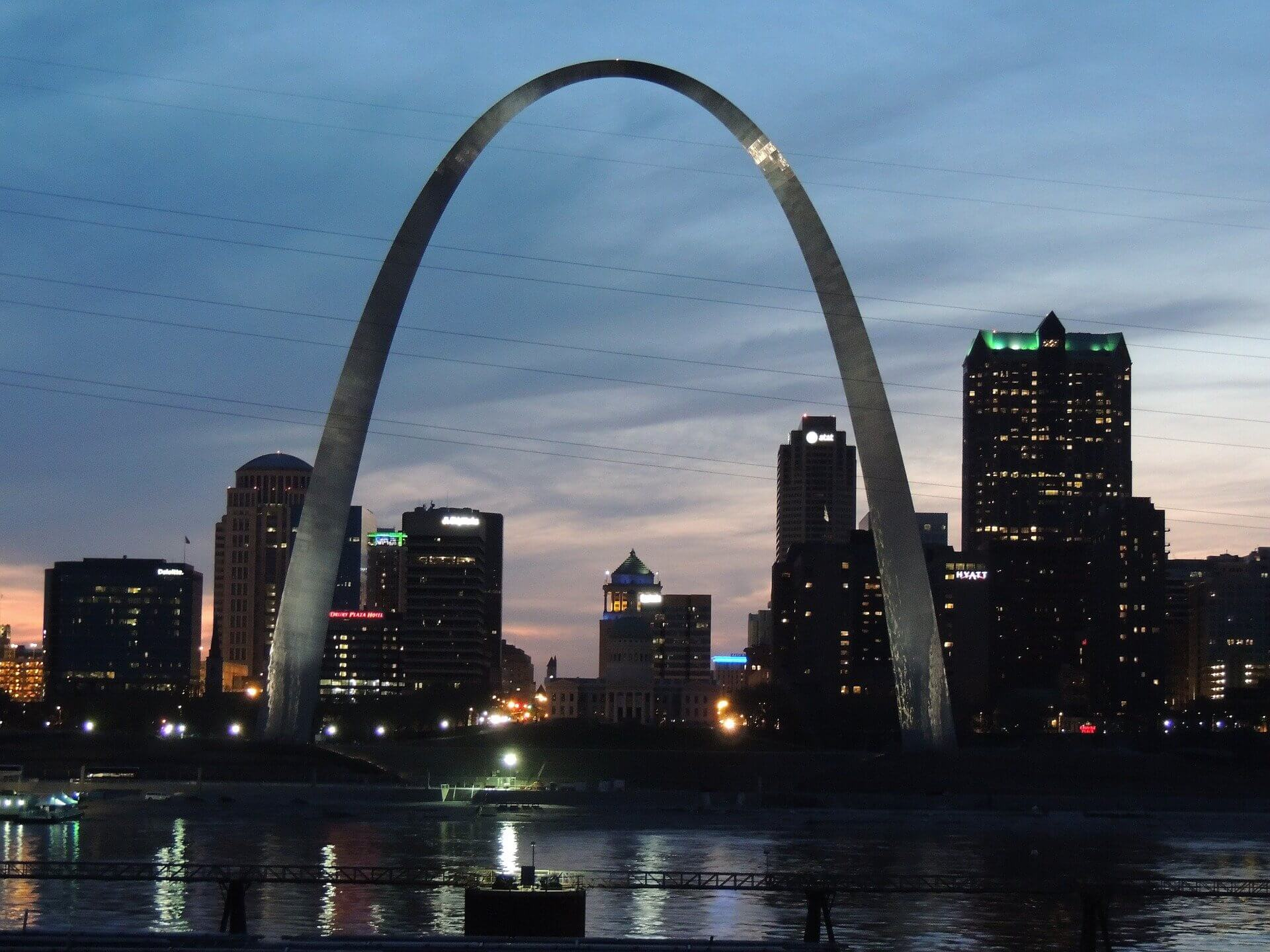 State and Federal Agencies Working to Potentially Flip St. Louis Hotels into,