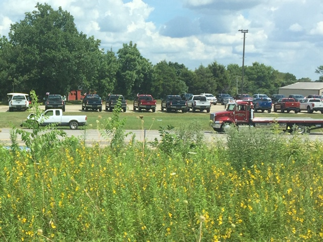 Woman Dies After Being Struck By Semi
