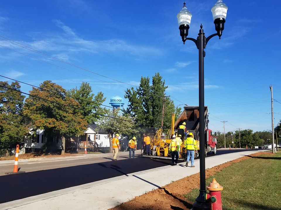 Desloge Drive Project Officially Wrapped