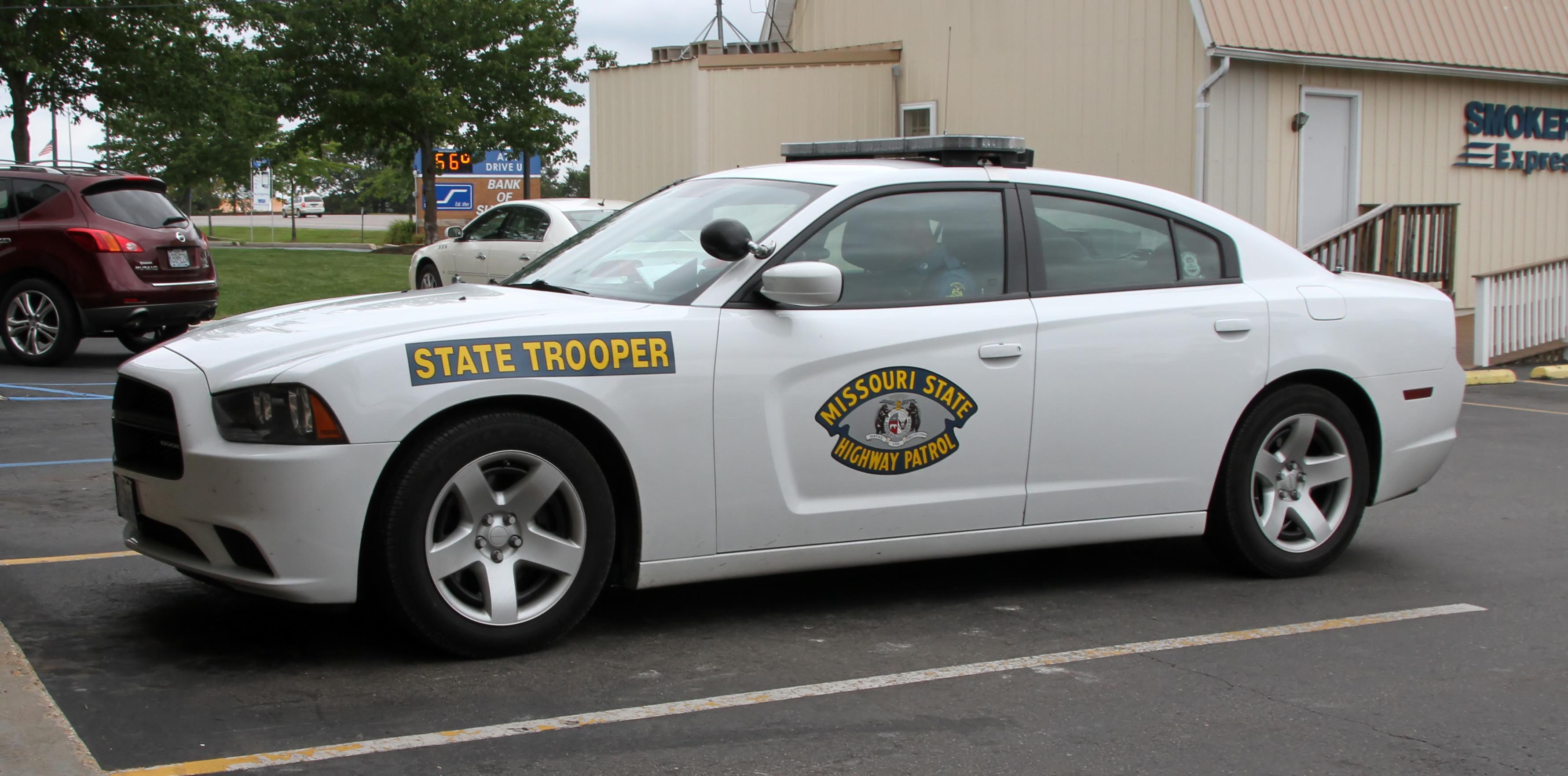 Highway Patrol Christmas Accident Statistics