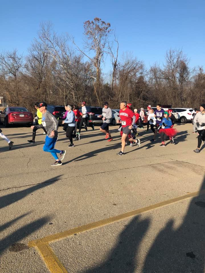 The Jingle Bell Run Results