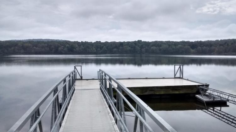 Bismarck Conservation Area Camping Closed