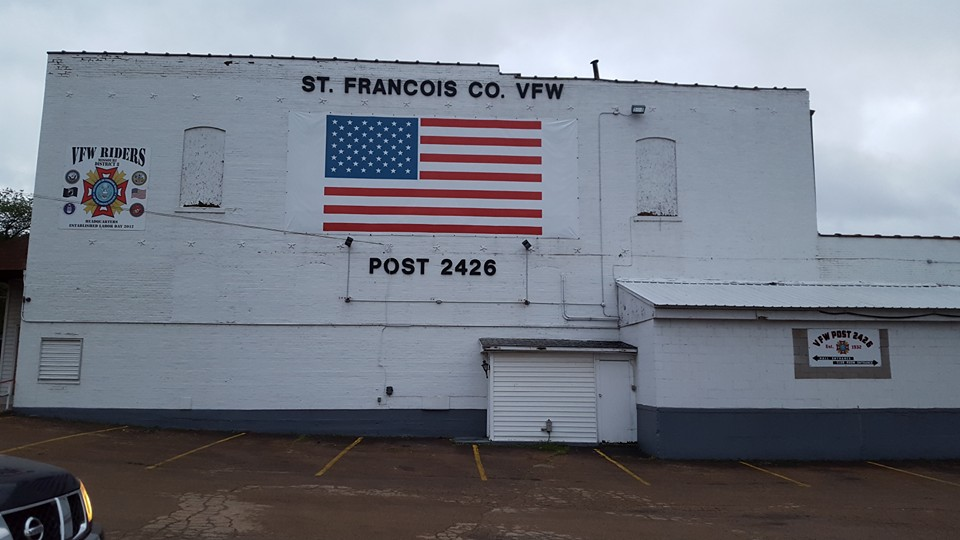 September 11th Ceremony at Desloge VFW