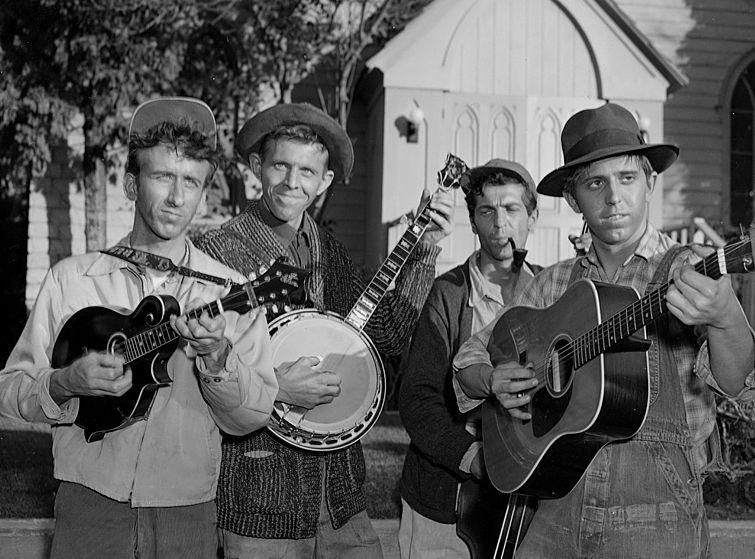 Bluegrass, Country, Gospel Music Festival