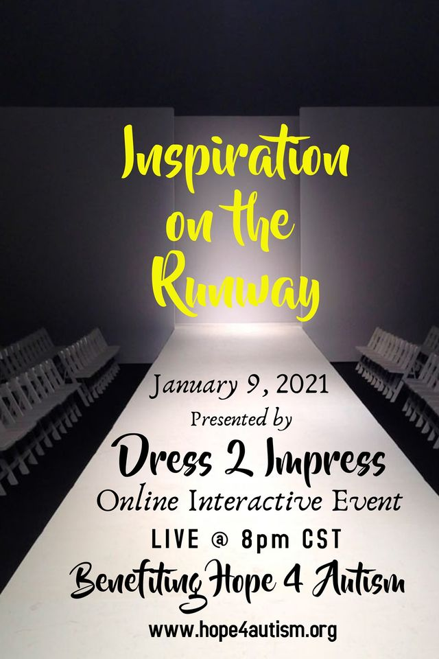 Inspiration on the Runway Event Saturday