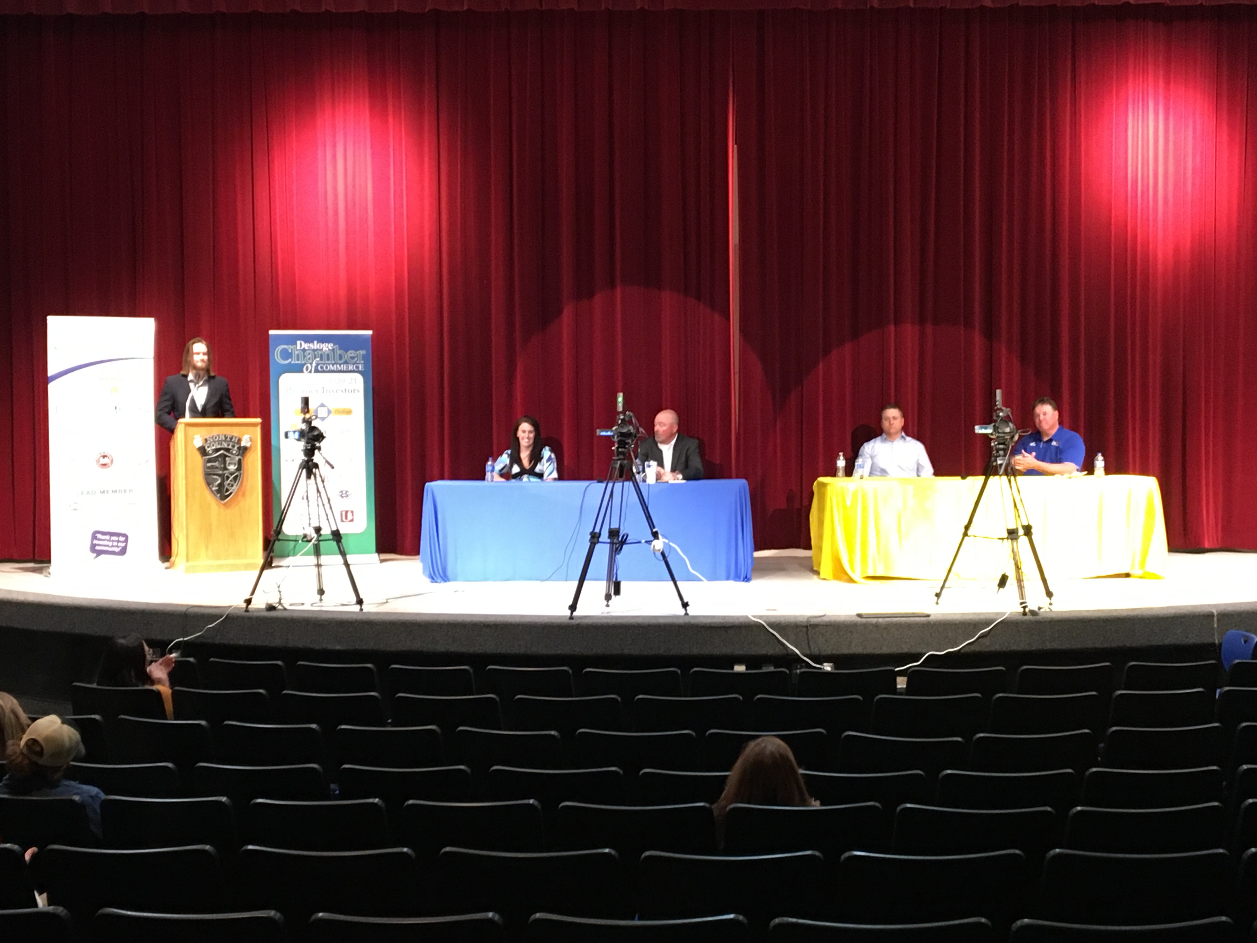 North County School Board Forum