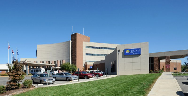 Parkland Health Center Foundation's Mission