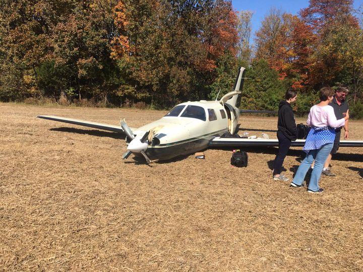 Emergency Landing in St. Francois County