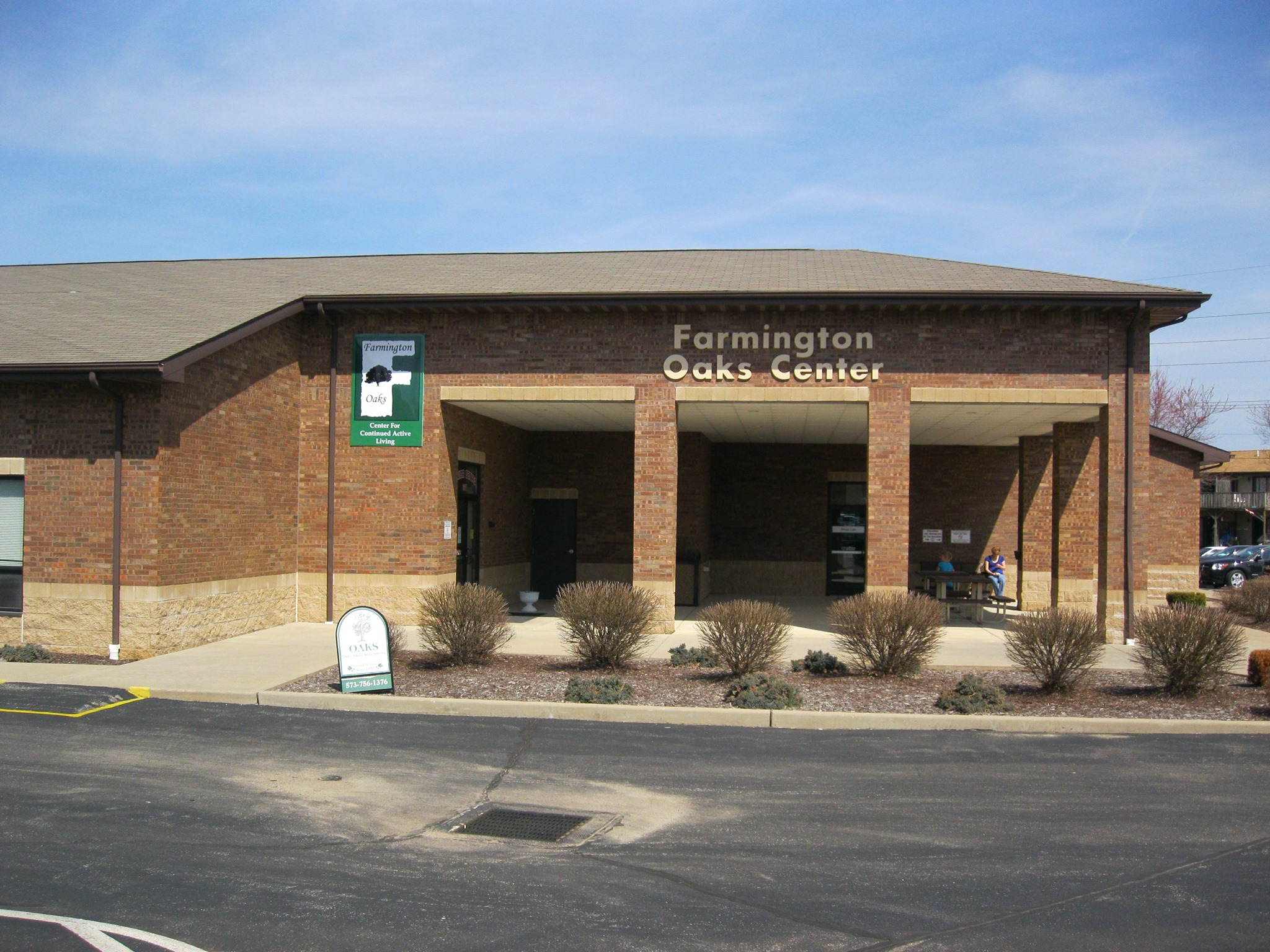 Farmington Senior Center Transition