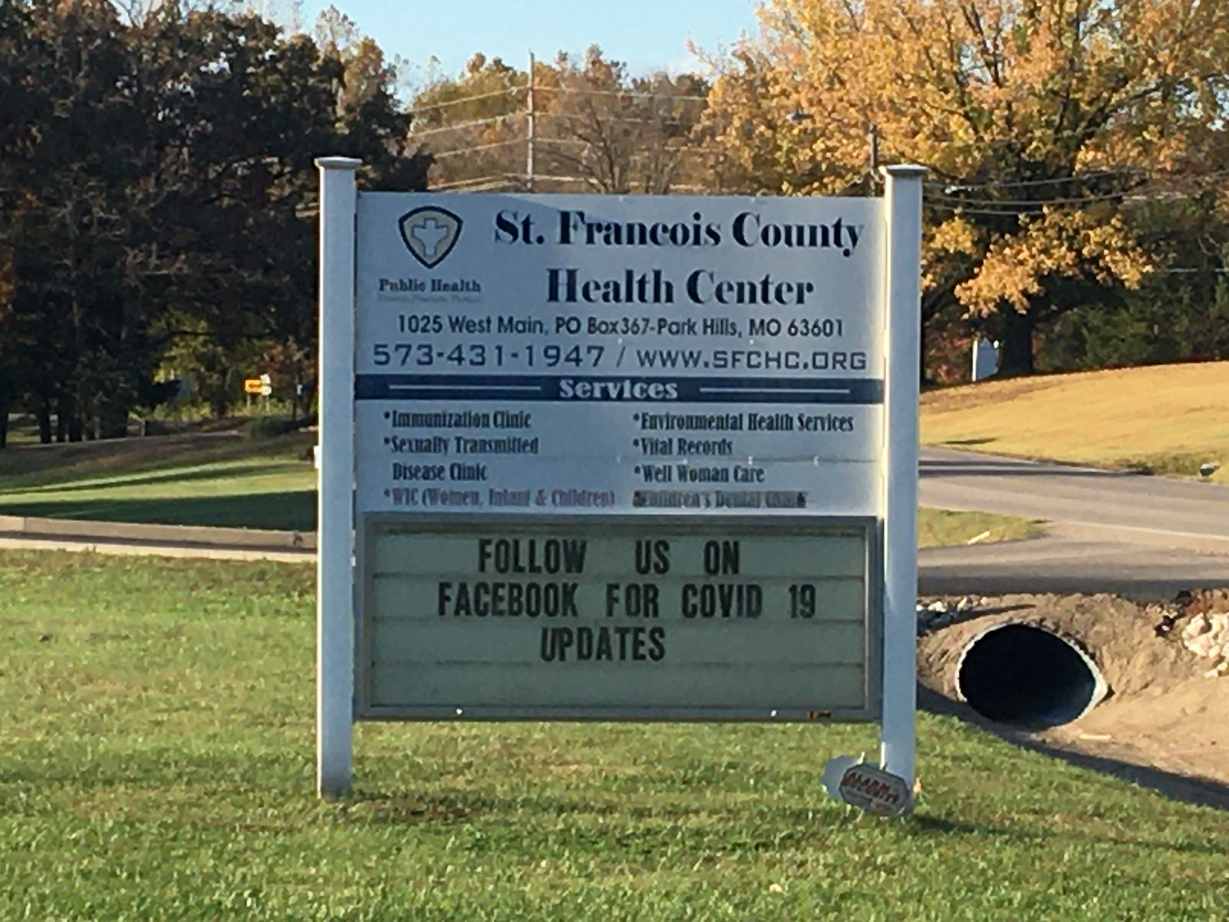St. Francois County Health Center Vaccinations