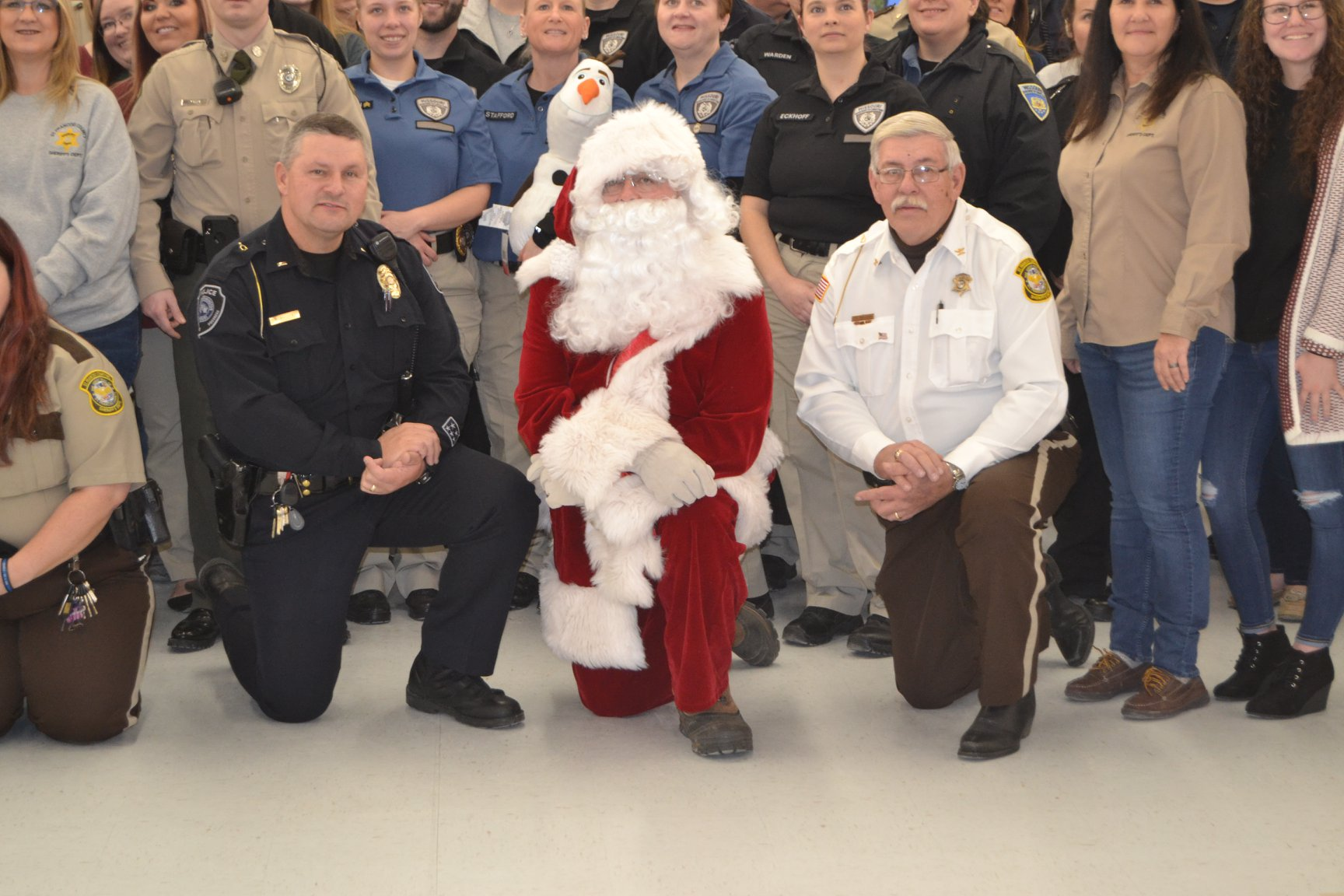 Shop With a Cop Fundraiser Saturday